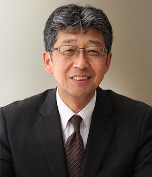 理事長 庭野吉也